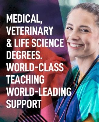 Medical, Veterinary & Life Sciences
